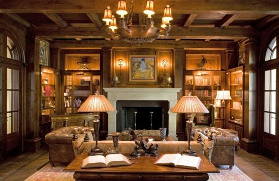 Nội thất gỗ mang đến vẻ đẹp hoàn hảo cho gia đình