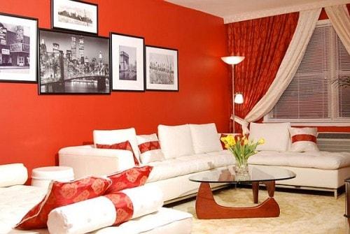 Màu sắc có ý nghĩa như thế nào trong thiết kế nội thất?