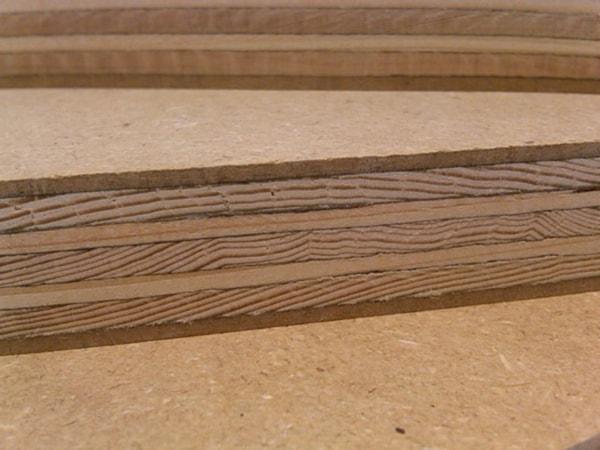 Nhận biết cấu tạo, đặc điểm cốt gỗ dán