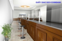 Quầy giao dịch DKNH-03