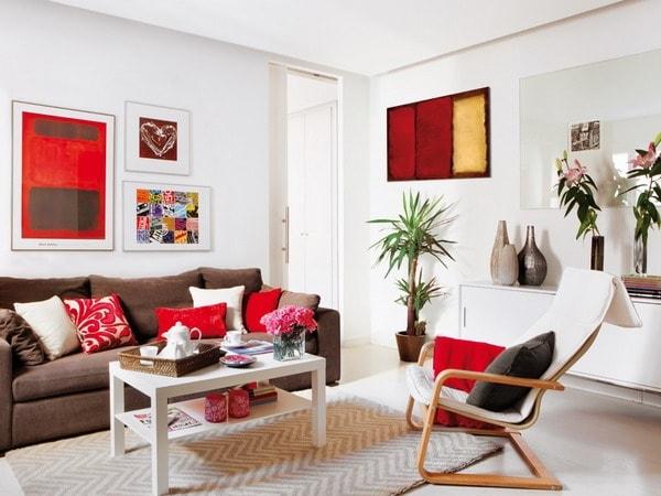 Bố trí nội thất nhà chung cư cần lưu ý những gì?